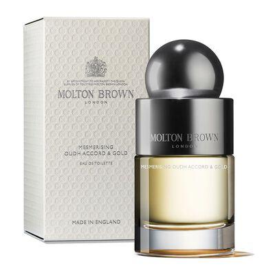 """MOLTON BROWN(モルトンブラウン)オードトワレ """"ウード・アコード"""" 50ml"""