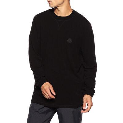 MONCLER(モンクレール)トーンオントーンロゴロングスリーブTシャツ