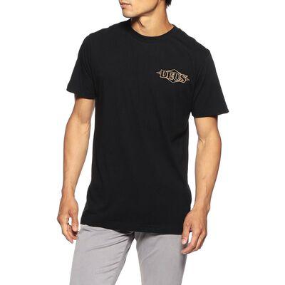 DEUS EX MACHINA(デウス エクス マキナ)バックプリントTシャツ