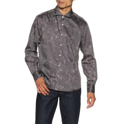 BARNEYS NEW YORK(バーニーズ ニューヨーク)カスレプリントシャツ
