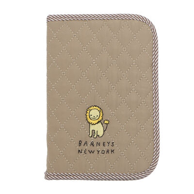 BARNEYS NEW YORK(バーニーズ ニューヨーク)キルティング母子手帳ケース (S)