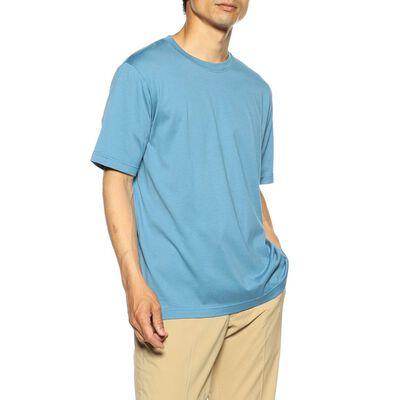 BARNEYS NEW YORK(バーニーズ ニューヨーク)海島綿 クルーネックTシャツ