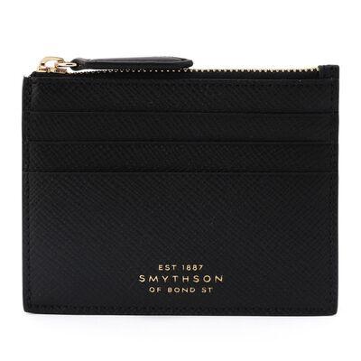 """SMYTHSON(スマイソン)""""PANAMA"""" カードケース付きミニウォレット"""