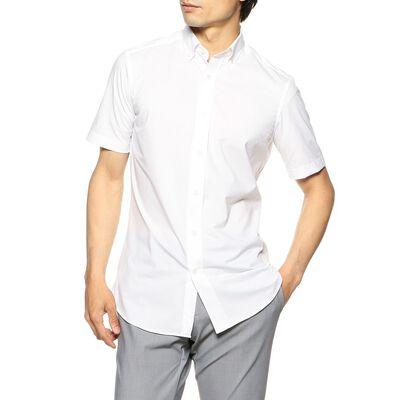 TRAIANO(トライアーノ)限定半袖ボタンダウンシャツ