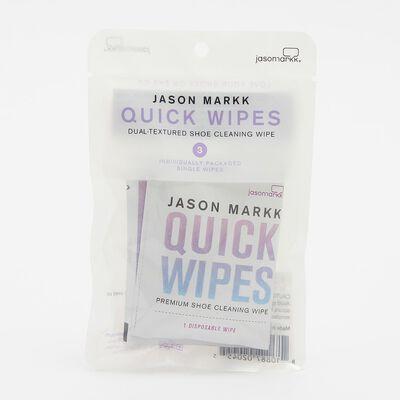 JASON MARKK(ジェイソン マーク)クイックワイプス(スニーカー用ペーパークリーナー) 3パック
