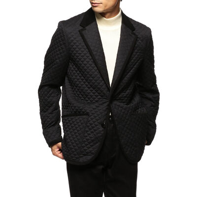 FUMITO GANRYU(フミトガンリュウ)キルティングジャケット