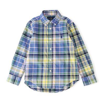 POLO RALPH LAUREN(ポロ ラルフ ローレン)チェック柄ボーイズシャツ