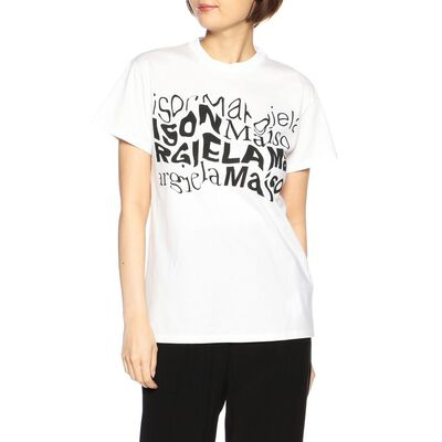 MAISON MARGIELA(メゾン マルジェラ)プリントTシャツ