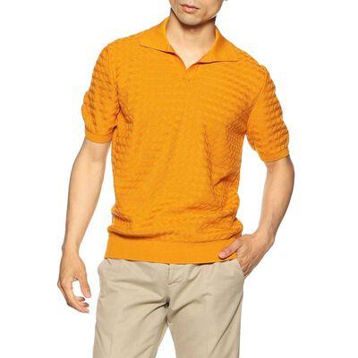 DRUMOHR(ドルモア)ニットスキッパーシャツ