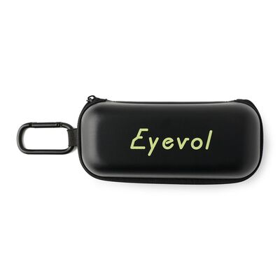 EYEVOL(アイウ゛ォル)サングラスケース(イエロー)