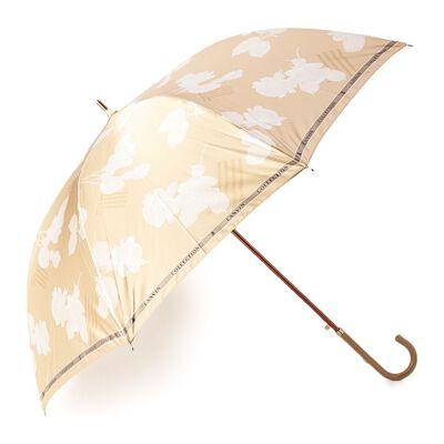LANVIN(ランバン)花柄プリント長傘