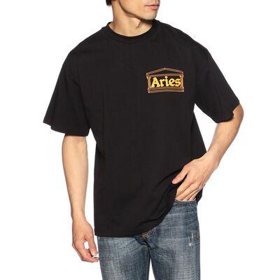 ARIES(アリーズ)バックプリントTシャツ