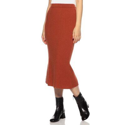 BARNEYS NEW YORK(バーニーズ ニューヨーク)セットアップポップコーンニットスカート