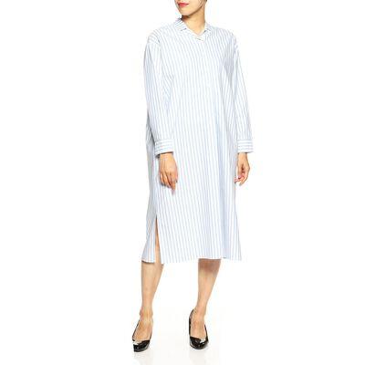 ALANI THE GREY(アラーニ ザ グレイ)コットンシャツドレス