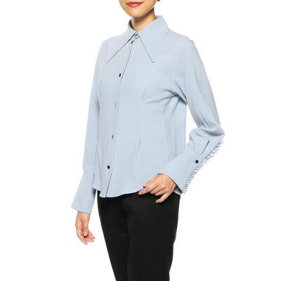 TARO HORIUCHI(タロウホリウチ)デザインカラーシャツ