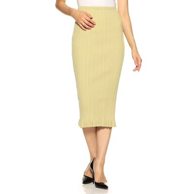ACNE STUDIOS(アクネ ストゥディオズ)リブニットタイトスカート