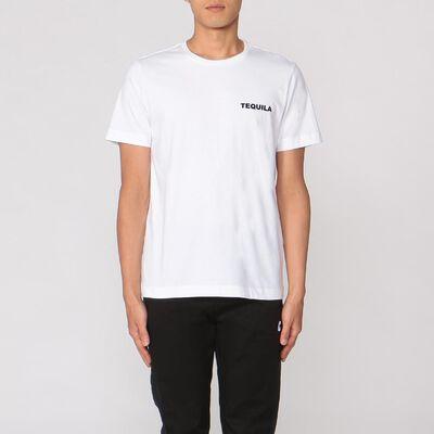 TIM COPPENS(ティム コペンズ)バックプリントTシャツ