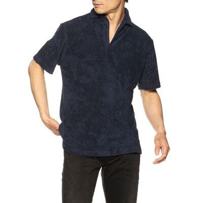 BARNEYS NEW YORK(バーニーズ ニューヨーク)パイルスキッパーシャツ