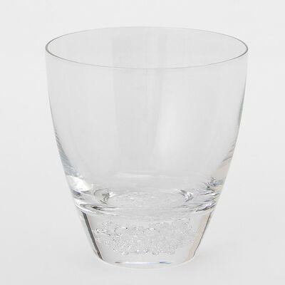 "SGHR(スガハラ)オールドグラス ""深海から沸き起こる泡"""