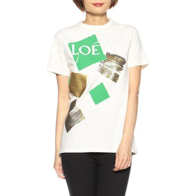 LOEWE(ロエベ)ロゴTシャツ