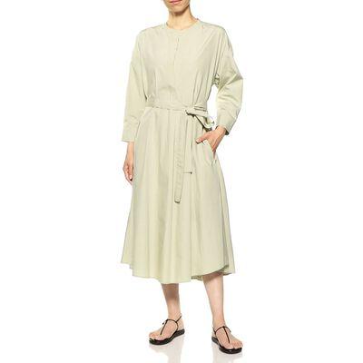 BARNEYS NEW YORK(バーニーズ ニューヨーク)ウォッシャブルバンドカラーシャツドレス