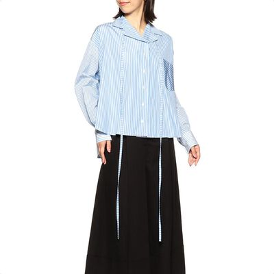 LOEWE(ロエベ)ストライプシャツ