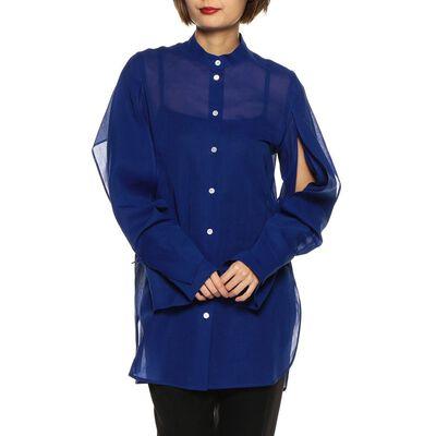 CINOH(チノ)オーガンジーシャツ