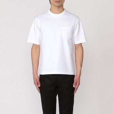 BARNEYS NEW YORK(バーニーズ ニューヨーク)ポケット付Tシャツ