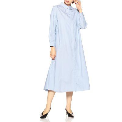 BARNEYS NEW YORK(バーニーズ ニューヨーク)Aラインシャツドレス