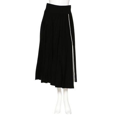 SACAI(サカイ)ウールニットプリーツスカート