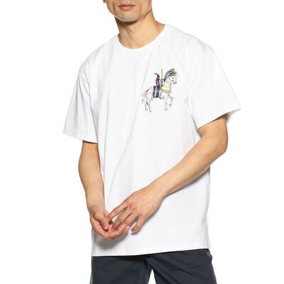JW ANDERSON(ジェイダブリュアンダーソン)エンブロイダリーTシャツ