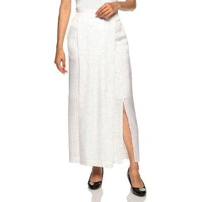 TARO HORIUCHI(タロウホリウチ)キャットプリントロングタイトスカート