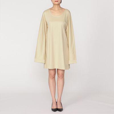 LEMAIRE(ルメール)ロングスリーブジャージーミニドレス