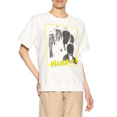 MM6 MAISON MARGIELA(エムエム6 メゾン マルジェラ)プリントTシャツ