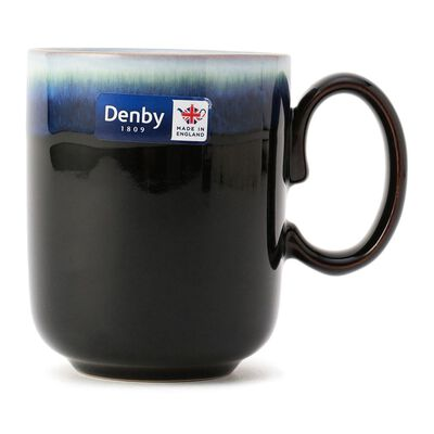 DENBY(デンビー)ジェットインペリアルブルー ダブルディップマグ