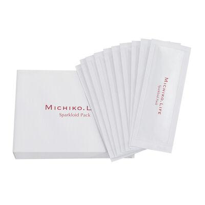 MICHIKO.LIFE(ミチコドットライフ)スーパークロイドパック 10包入り