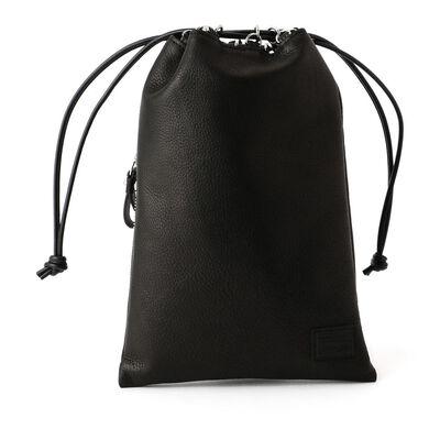 5525GALLERY × PORTER(5525ギャラリー × ポーター)限定レザー巾着バッグ