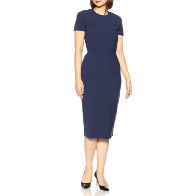 VICTORIA BECKHAM(ウ゛ィクトリアベッカム)ハーフスリーブタイトドレス