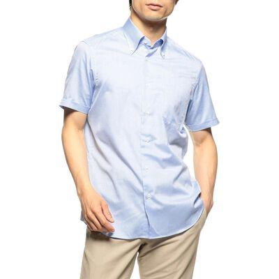 BARNEYS NEW YORK(バーニーズ ニューヨーク)半袖ボタンダウンシャツ