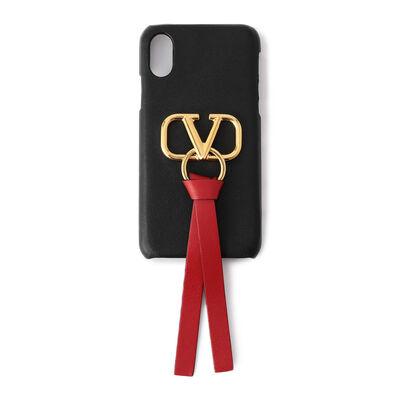 VALENTINO GARAVANI(ヴァレンティノ ガラヴァーニ)スマートフォンケース (iPhoneX対応)