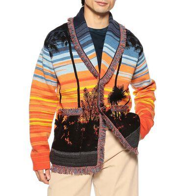 ALANUI(アラヌイ)ニットジャケット