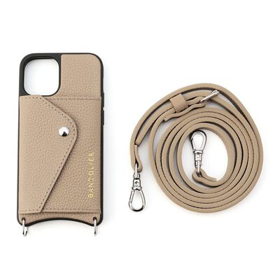 BANDOLIER(バンドリヤー)スマートフォンケース(iPhone 12mini対応)