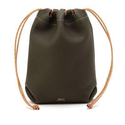 IL MICIO(イル ミーチョ)ドローストリングバッグ