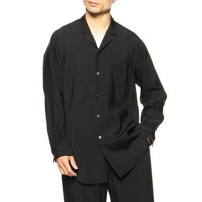 OVERCOAT(オーバーコート)限定セットアップオープンカラーシャツ