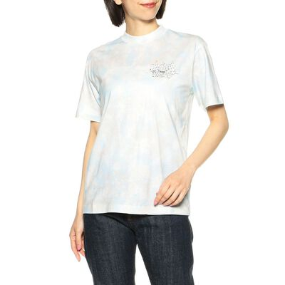 OFF-WHITE c/o VIRGIL ABLOH(オフ-ホワイト c/o ヴァージル アブロー)ロゴTシャツ