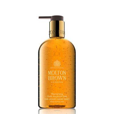 """MOLTON BROWN(モルトンブラウン)ハンドウォッシュ """"ウード・アコード&ゴールド"""" 300ml"""