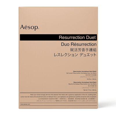 AESOP(イソップ)レスレクション デュエット