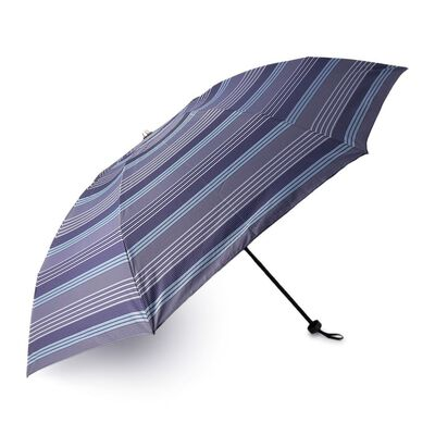 LANVIN(ランバン)ボーダー折り畳み傘
