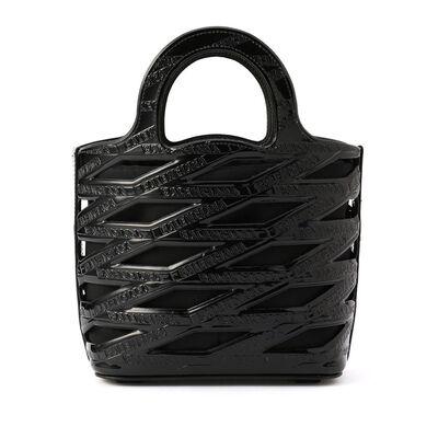 BALENCIAGA(バレンシアガ)ロゴハンドバッグ