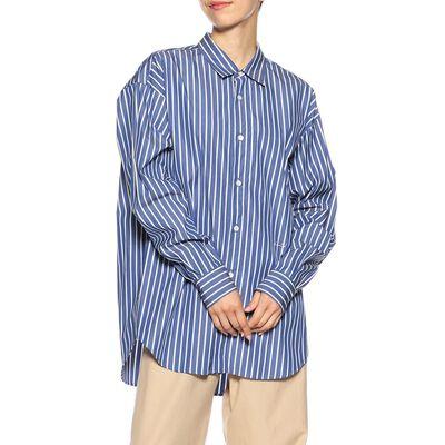 UNDECORATED(アンデコレイテッド)オーバーサイズシャツ